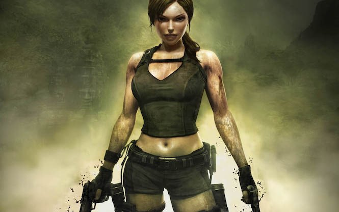 Astrology Of Lara Croft The Tomb Raider Astro Flame