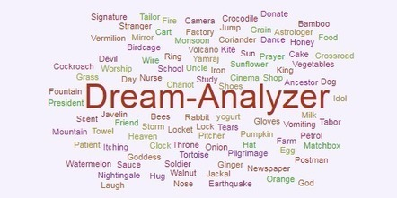 dream-analyzer