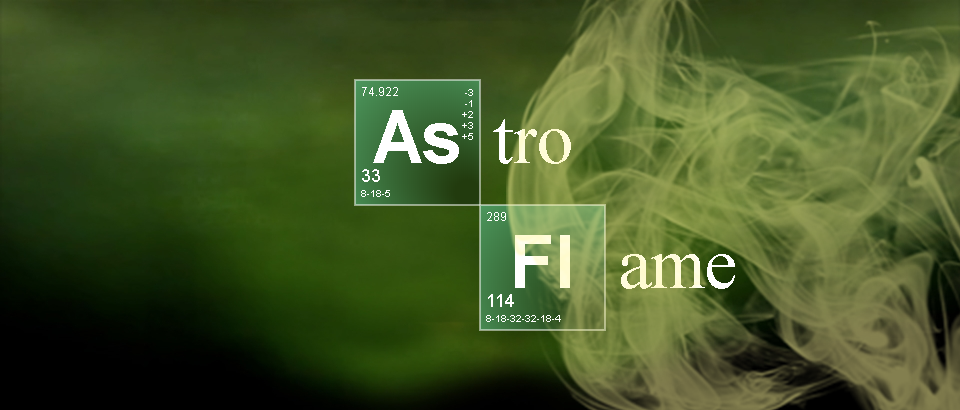 Breaking Bad - Astro Flame